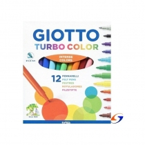Marcadores Finos Giotto Color x12