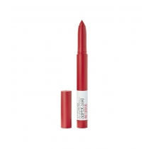 Lápiz Labial Maybelline Super Stay Ink Crayon Hustle in Heels