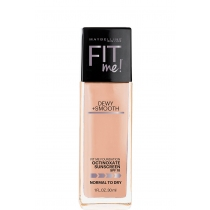Base Fit Me Dewy+Smooth Foundation Buff Beige 130