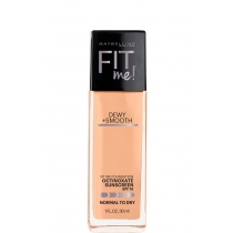 Base Fit Me Dewy+Smooth Foundation Natural Beige 220