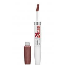 Labial Maybelline Super Stay 24hs Constant Cocoa N°145