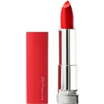 Labial Maybelline C. Sensational Made For All Red For Me 382