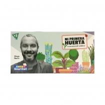 Mi Primera Huerta Infantozzi 3 Macetas