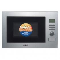 Microondas de Empotrar Digital Enxuta MOENXE0325DGI 25LT Inox con Grill
