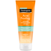 Exfoliante Neutrógena para Acné Proofing 100 ML