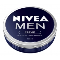 Crema Nivea Men Lata 150ML