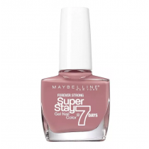 Esmalte Maybelline Efecto Gel Super Stay 7 Days Nude Rose 10ML