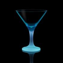 Copa Martini Luminosa Azul After Glow 190cc