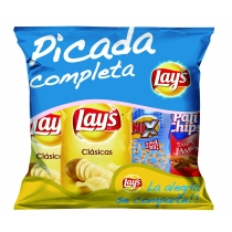 Pack Lay's Picada 320GR