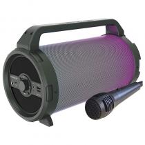 Parlante Avenzo AV-SP3301B Bluetooth Bazooka LED y Micro