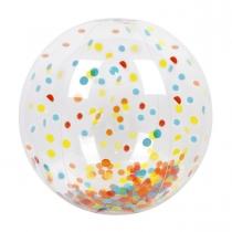 Pelota Inflable Confetti