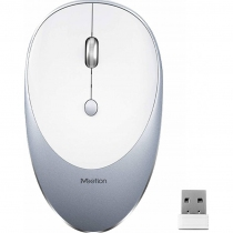 Mouse Inalámbrico Meetion R600 Gray