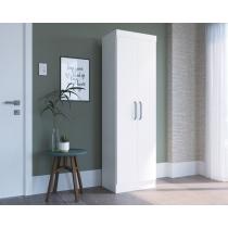 Armario Multiuso 2 Puertas Blanco