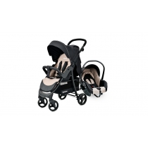 Coche Travel System Carestino City Beige