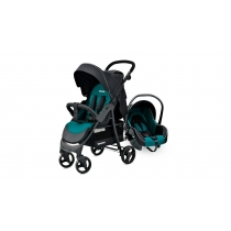 Coche Travel System Carestino City Esmeralda