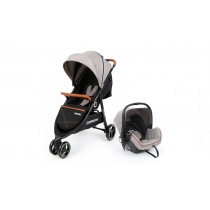 Coche Travel System Carestino Midway Beige