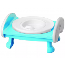 Pelela Safety 1st. de Lujo Plegable Azul