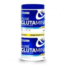Pure Glutamin USN en Polvo 160 Gr