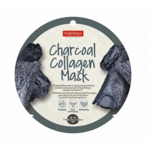 Máscara Purederm Charcoal Collagen