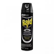 Insecticida Raid Extermina Cucarachas 390cc