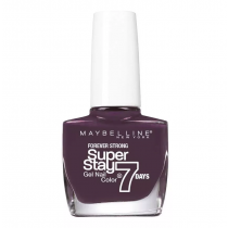 Esmalte Maybelline Efecto Gel Super Stay 7 Days Dressed to Kill 10ML