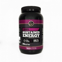 100% Sustained Energy Gold Nutrition 5lb Natural