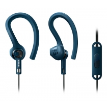 Auriculares Philips In Ear ActionFit Azules