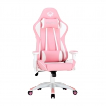 Silla Gamer Meetion MT-CHR16 Pink/White