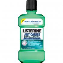 Enjuague Bucal Listerine Anticaries 500ML