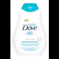 Shampoo Baby Dove Humectación Enriquecida 400ML