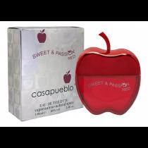 Perfume Casa Pueblo Sweet&Passión Red 100ML