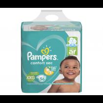 Pampers Confort Sec XXG (+14 Kg) x56