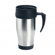 Mug Travel Térmico Acero Inoxidable 450ML