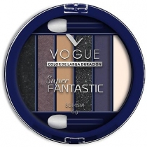 Sombra Vogue Sexteto Super Fantastic Smokey