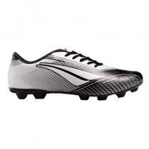 Champion Penalty Fútbol Storm Negro y Blanco Talle 42