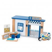 Bigjigs Toys Estación de Policías