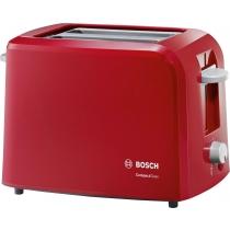 Tostadora Bosch TAT3A014 CompactClass Roja