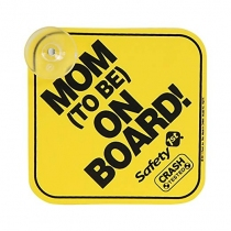 Cartel Safety 1st. Mom to be/ Baby on Board