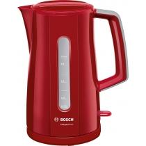 Jarra Eléctrica Bosch TWK3A014 CompactClass Roja