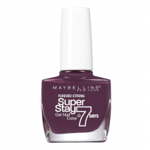 Esmalte Maybelline Efecto Gel Super Stay 7 Days Velvet City 10ML