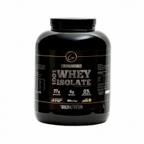100% Whey Isolate Gold Nutrition 5lb Vainilla Gourmet