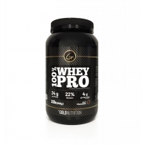 100% Whey Pro Gold Nutrition 2lb Chocolate