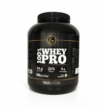 100% Whey Pro Gold Nutrition 5lb Natural