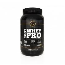 100% Whey Pro Gold Nutrition 2lb Vainilla