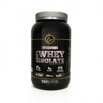 100% Whey Isolate Gold Nutrition 2lb Helado de Chocolate