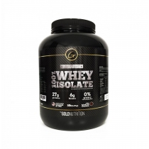 100% Whey Isolate Gold Nutrition 5lb Helado de Chocolate