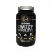 100% Whey Isolate Gold Nutrition 2lb Vainilla Gourmet