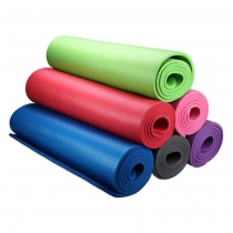 Colchoneta Yoga 1cm Colores Surtidos