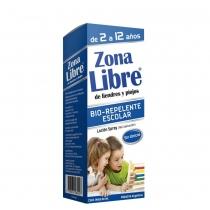 Piojicidas Zona Libre Bio-Repelente Escolar