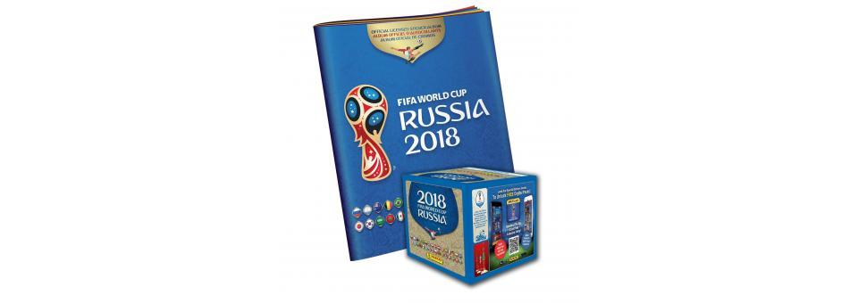 Tabla de Control de figuritas para el álbum del Mundial Russia 2018
